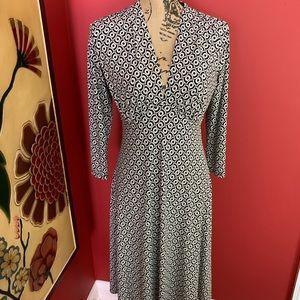 3/4 Sleeve Maggy L Dress, 8